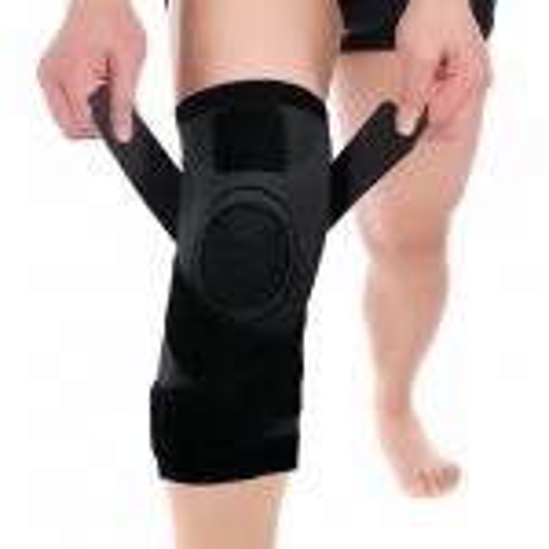 All4fysio Verstelbare Compressie Knee sleeves / Kniebandage