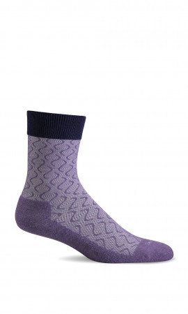 Sockwell Diabetes sokken Softie Dames Plum