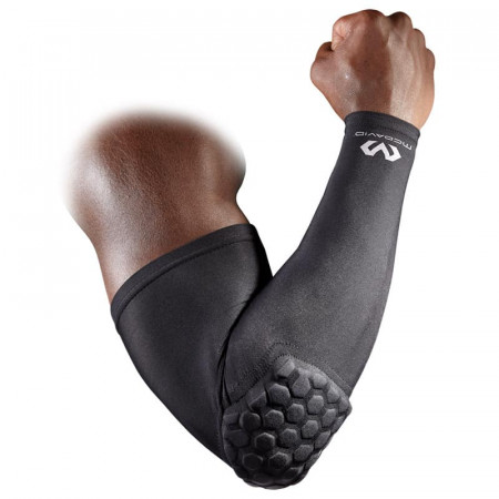 McDavid HEX Shooter Arm Sleeve 6500 Zwart