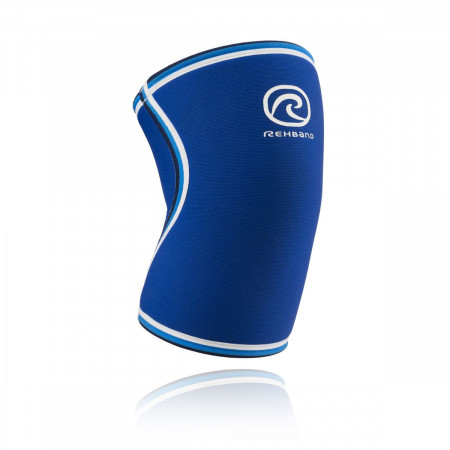 Rehband Knee Sleeve Blue Line 7 mm