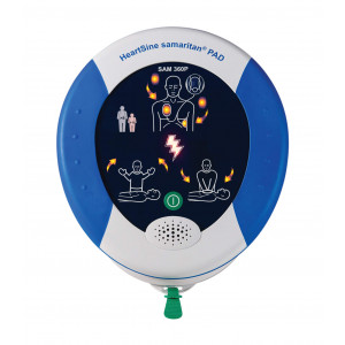 Heartsine Samaritan 360P volautomatische AED