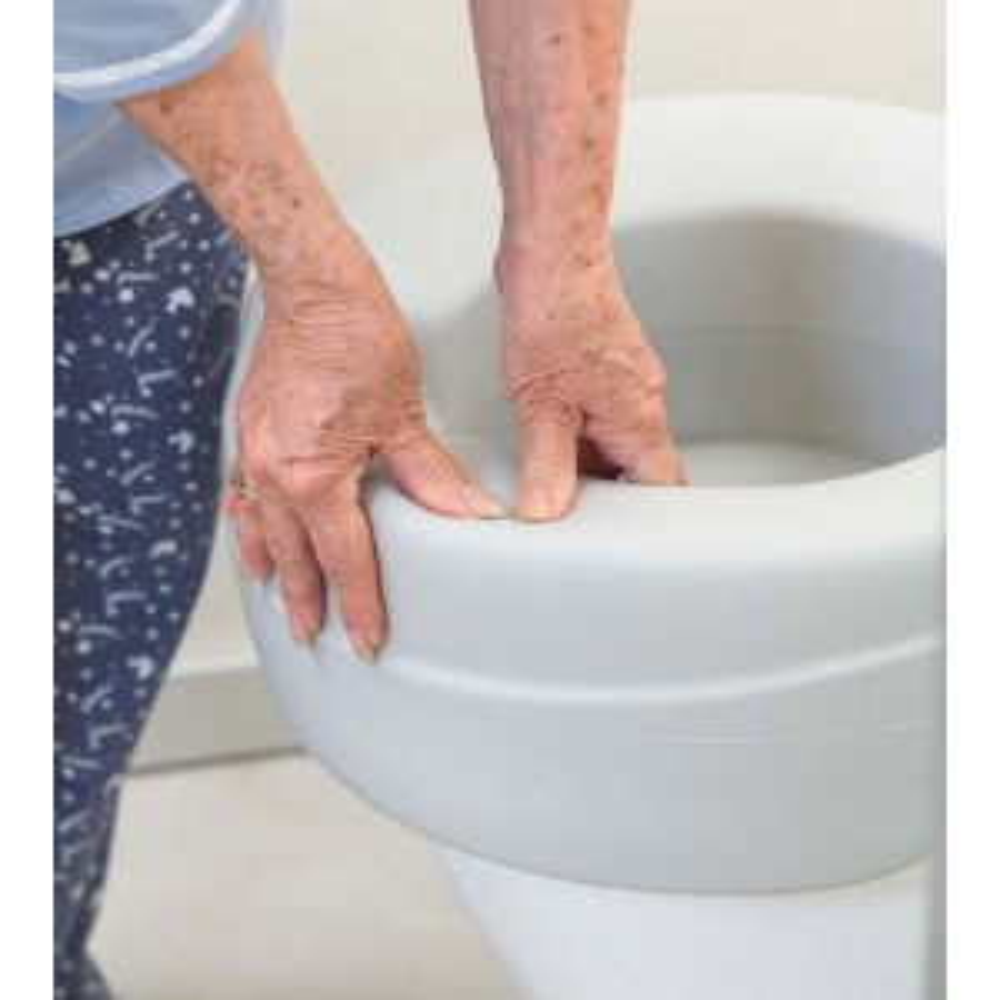 Thuasne Zachte Toiletverhoger