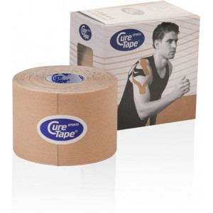 CureTape Sports 5m x 5cm - Beige