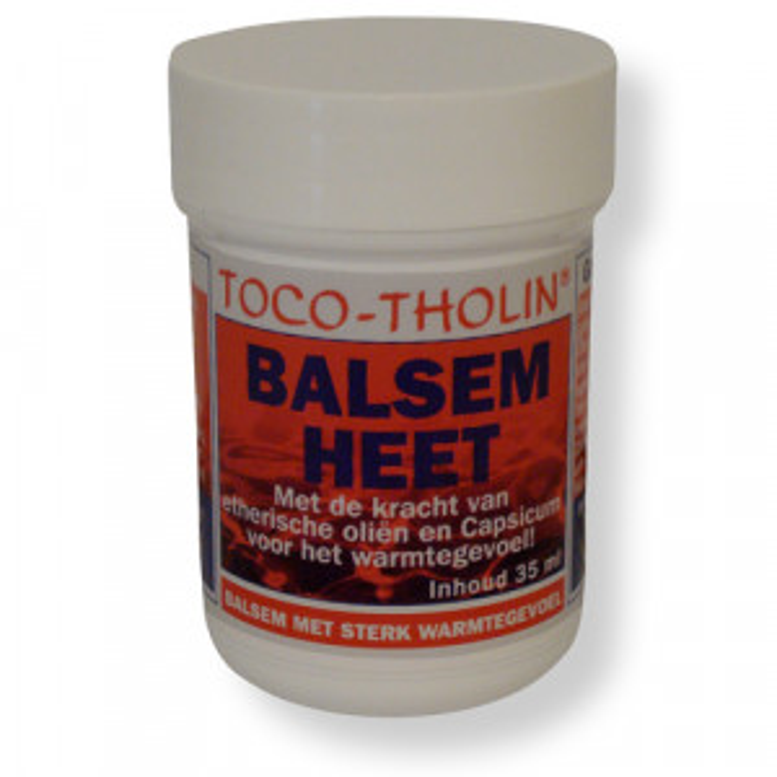Toco Tholin Balsem Heet (35 ml)