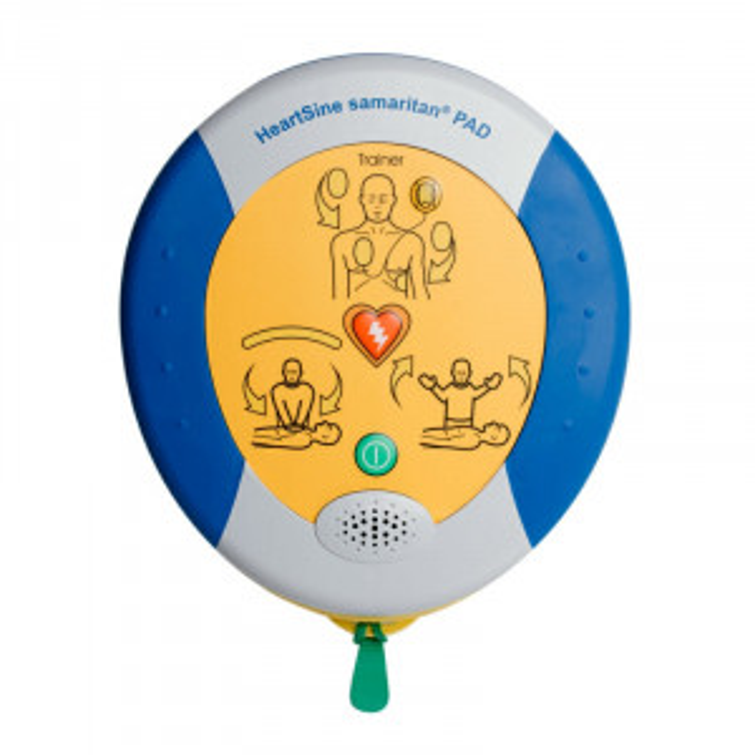 Heartsine Samaritan 500T semi-automatische AED Trainer