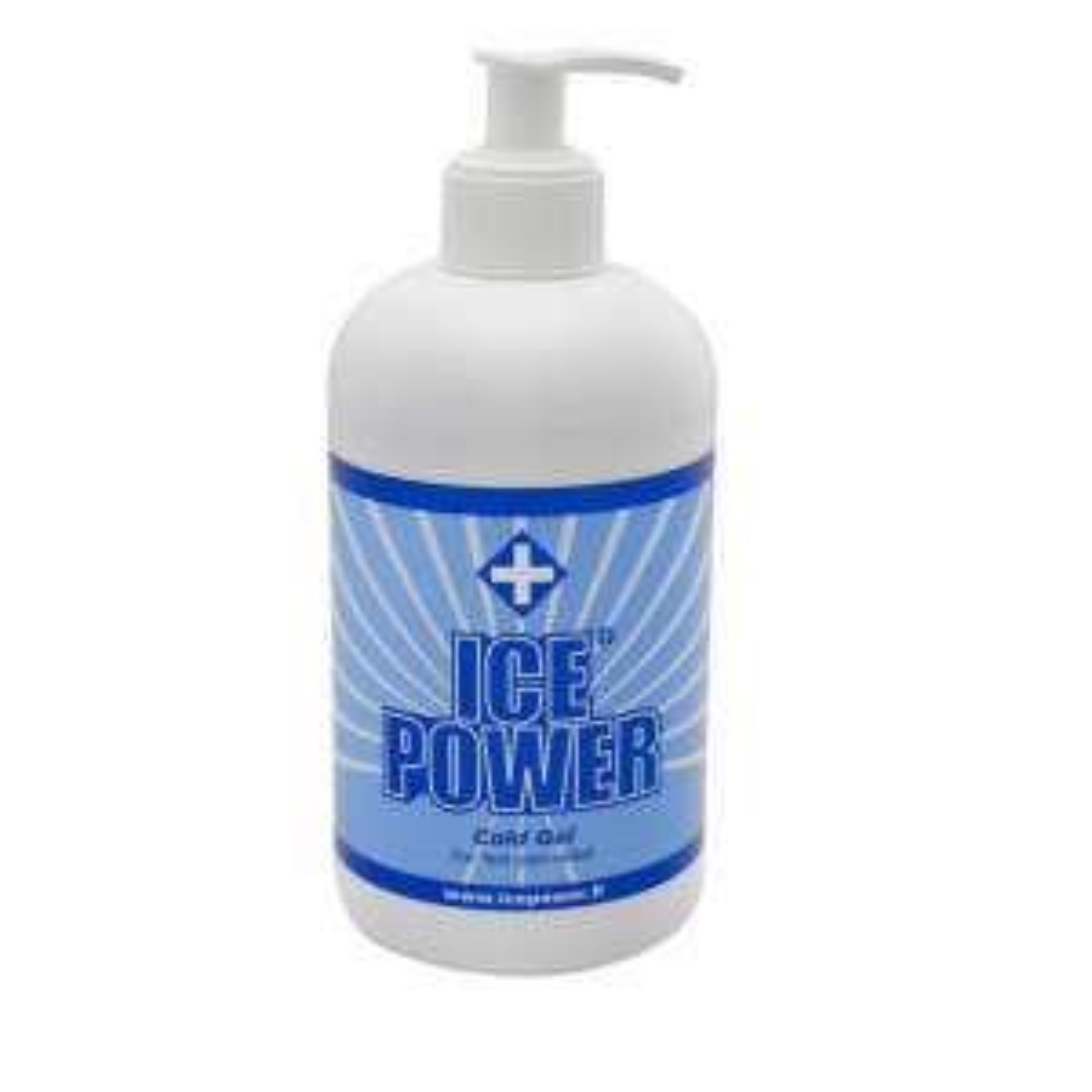 Ice Power verkoelende gel (400 ml)