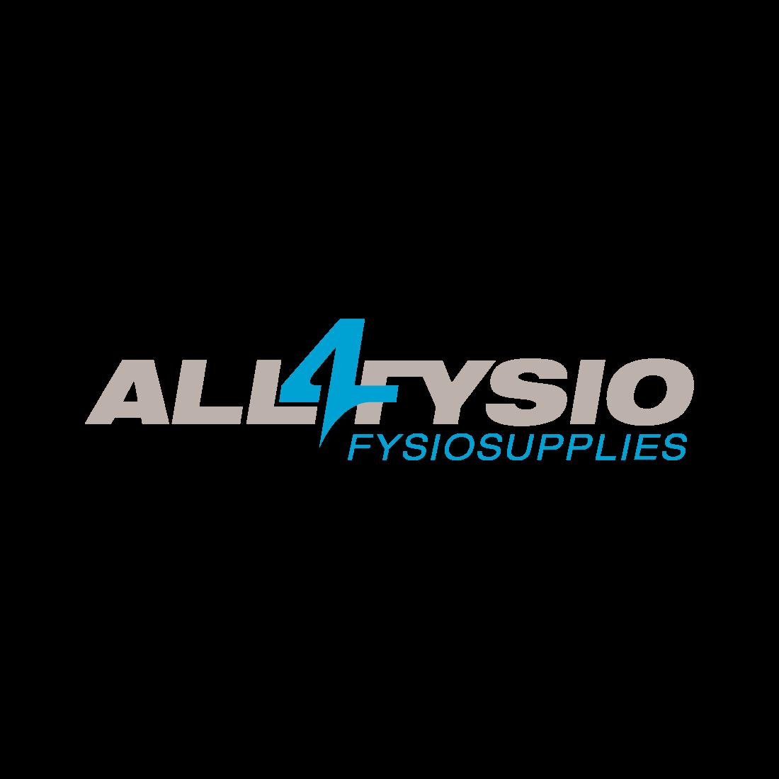 CureTape Punch 5 cm x 5 meter (zwart)