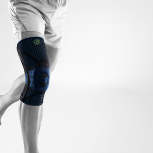 Bauerfeind Sports Knee Support Zwart