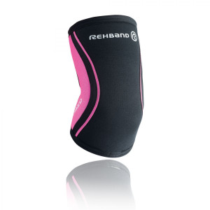 Rehband Elbow Support RX Black/Pink