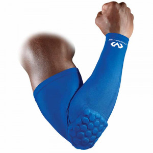 McDavid HEX Shooter Arm Sleeve 6500 Blauw