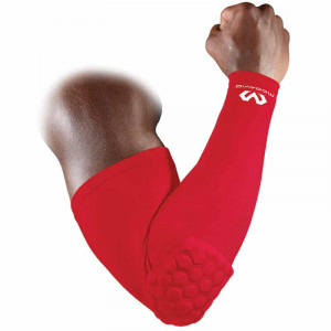 McDavid HEX Shooter Arm Sleeve 6500 Rood