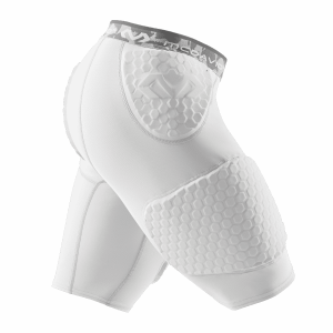 McDavid HEX Short Contoured Wrap 7991 Wit