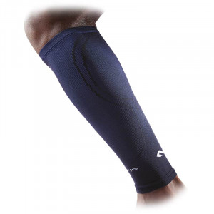 McDavid Active Multisports Calf Sleeves 8836 Zwart/Blauw