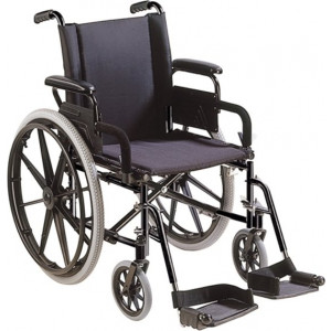 Thuasne Classic Light rolstoel 45 cm Massieve banden