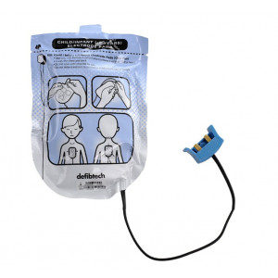 Defibtech Kinderelektroden Lifeline AED