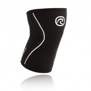 Rehband Knee Sleeve RX Black 5 mm