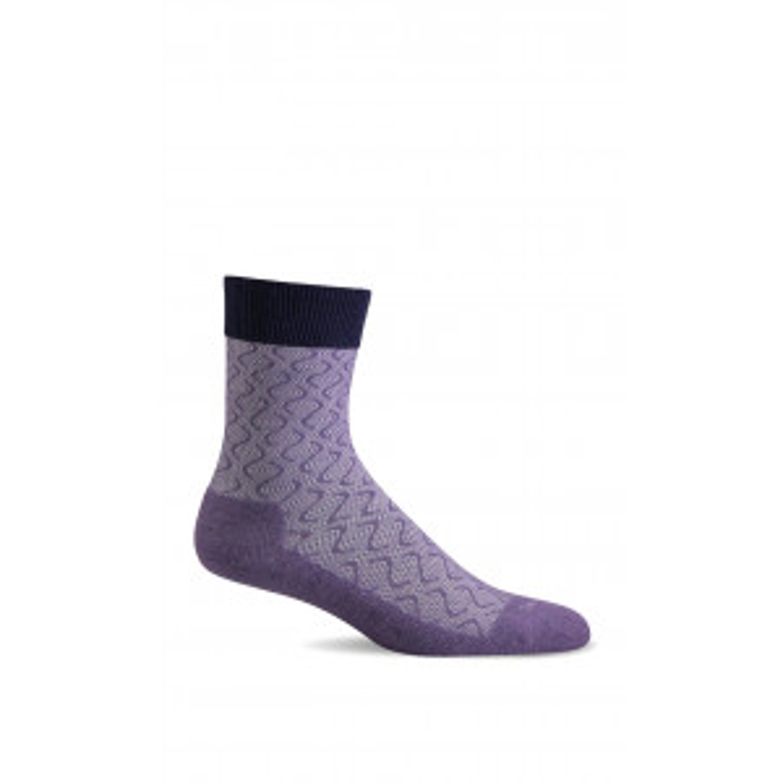 Sockwell Diabetes sokken Softie Dames Plum
