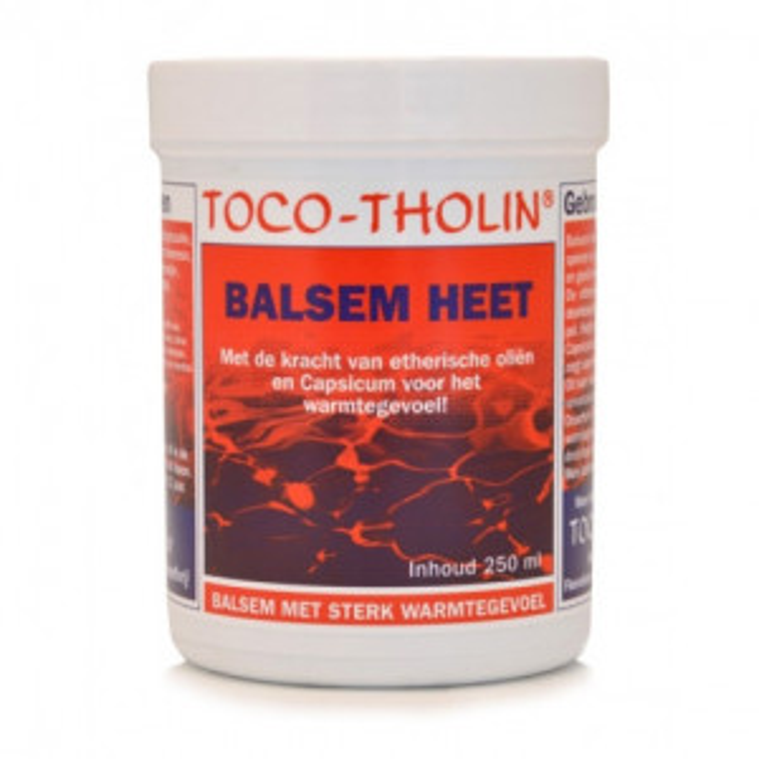 Toco Tholin Balsem Heet (250 ml)