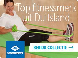 Schildkröt; top fitness merk uit Duitsland