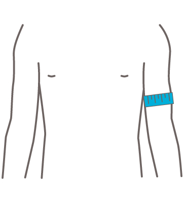 Bauerfeind OmoTrain meetinstructie