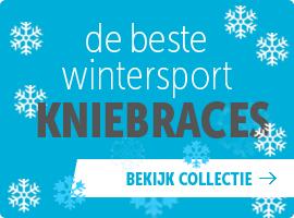 De beste kniebraces voor wintersport